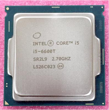 For I5-6600T I5 6600T CPU Processor 2.7GHZ 35W LGA1151 14nm Quad Core