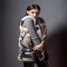 Best seller unique design ladies sable fur coat for sale