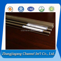 Hot Rolled/Cold Rolled titanium seamless tube