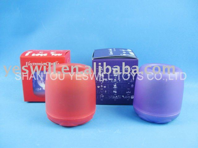 LED electronic candle light ,battery cup lamp, promotional gifts