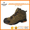 Nubuck Leather work footwear sport safety shoes industrial boots