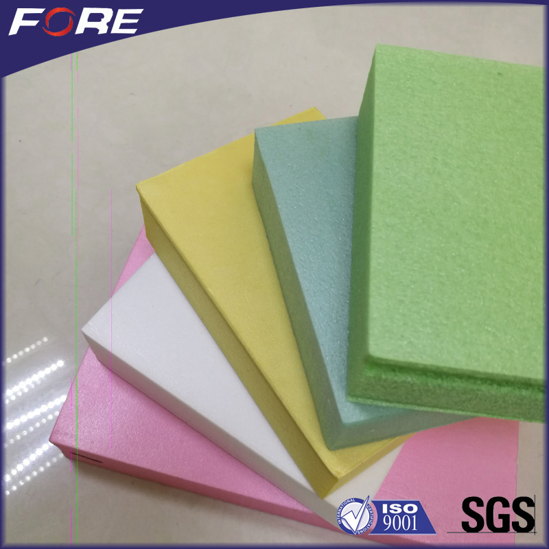 Extruded Polystyrene Heat Insulation XPS Foam for Cold Storage