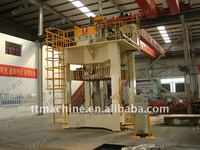 250 tons Hydraulic press machine / compression molding machine for BMC