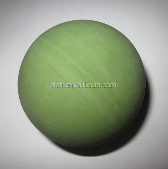 soft silicone rubber ball