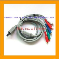 COMPONENT 480P AV HD TV CABLE FOR NINTENDO WII