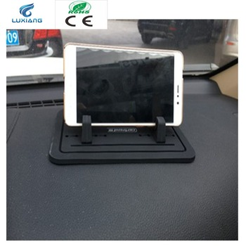 Wholesale Low price silicone car phone holder, anti slip Phone Clip Mount