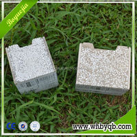 Lightweight insulated Polyurethane foam sandwich roof panel for prefab houses