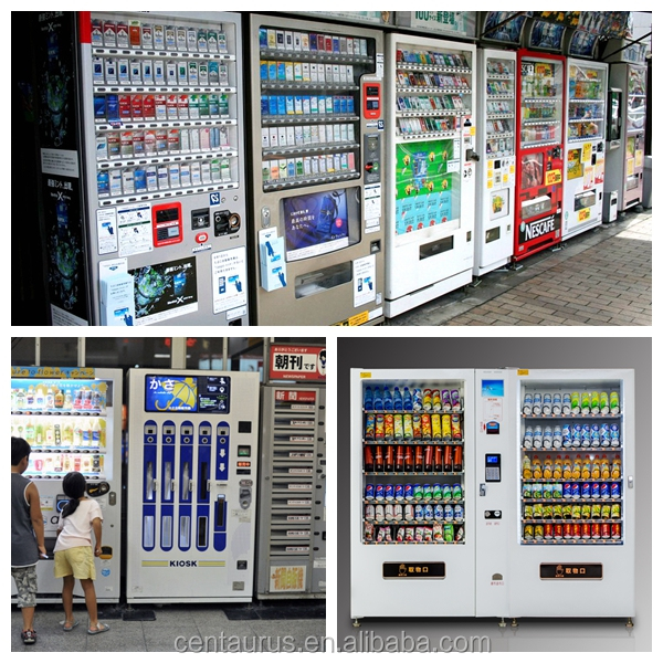 multiple functions japan vending machine with best price
