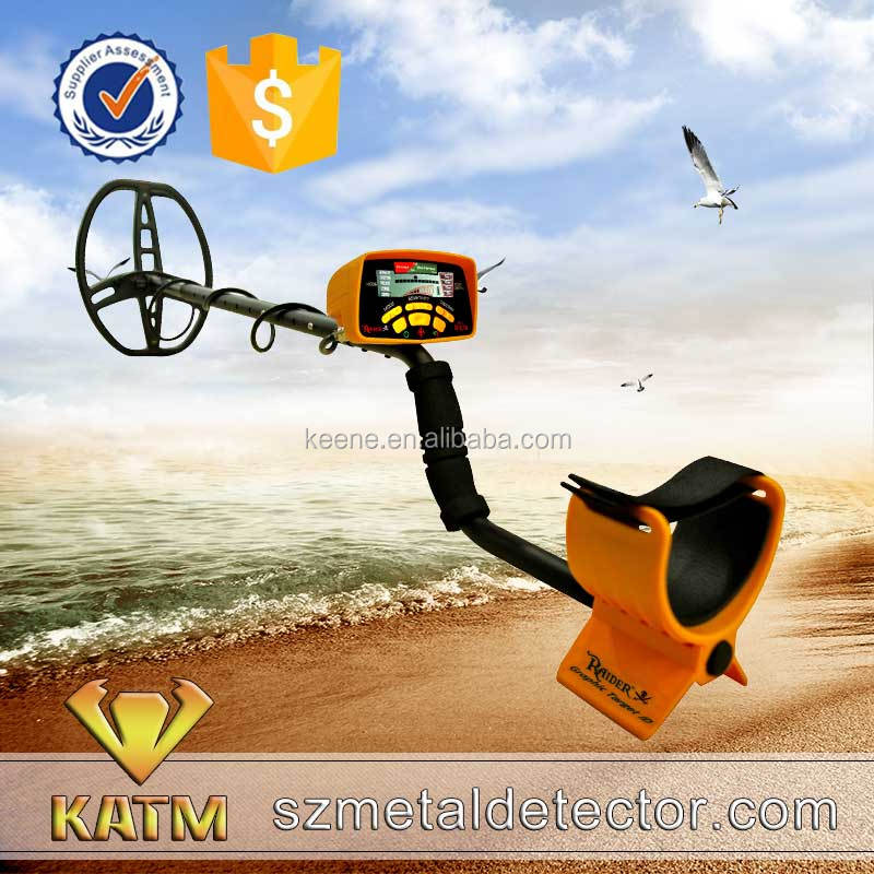 Best Deep Search Gold Detector 5m depth underground metal detector