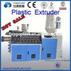 plastic pipe thermofusion machine erw tube production line