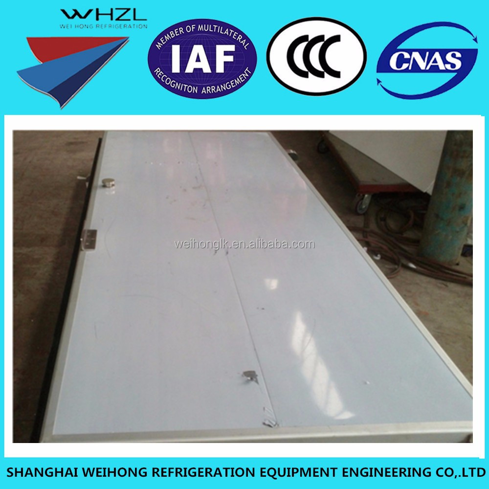Aluminum Pu Foam Sandwich Panel For Cold Room Wall