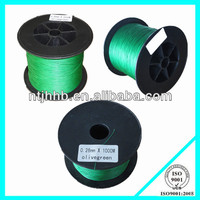 Top Quality 0.28mm 15.9KG PE Braid Fishing Line
