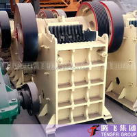 High strength material crushing jaw crusher stone breaker