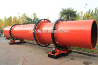 Hot selling!Professional triple pass rotary dryer for sand /slag /sawdust/ore