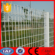 BRC Rolled Top Mesh Fencing Rolled Top BRC Fencing