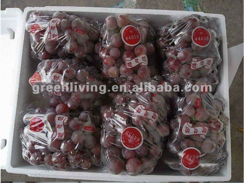 Chinese fresh grapes/fresh red global grapes/fresh fruit