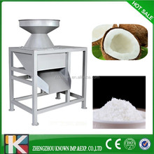 factory direct supply coconut grating machine/coconut grinding machine/coconut milk powder processing machinery