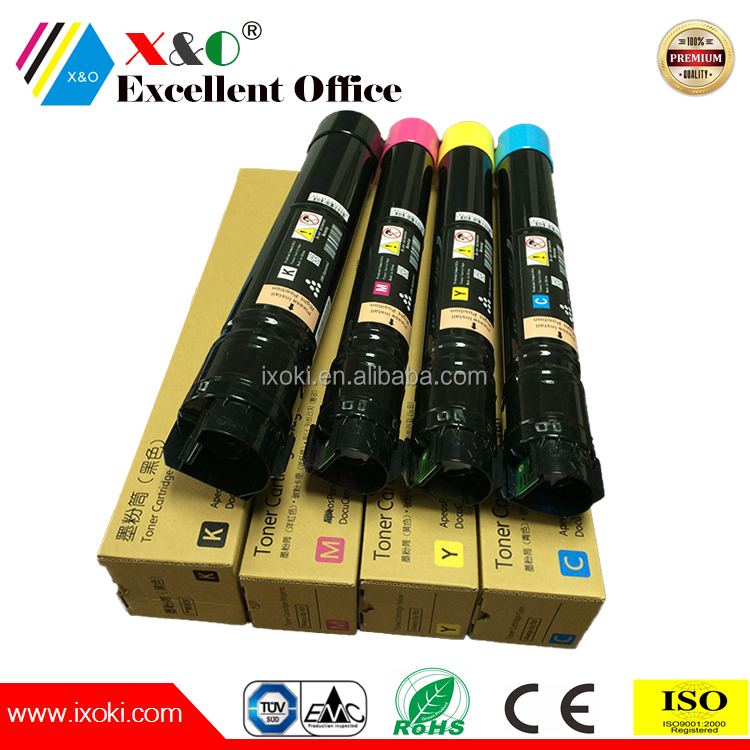 compatible dell J6DTH 72MWT F5Y6V GPK62 6YJGD color toner cartridge for C7765dn C7765