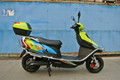 1000W electric motorcycle with 72V20AH lead-acid batetry, made in GUOWEI, China