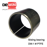 Factory supplied drawing customized spring steel bushings