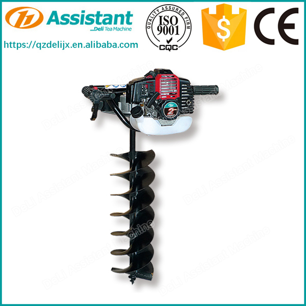 Time saving 2013 new design garden tools 2-Stroke Earth Auger with CE certification DL-3WB wholesaler