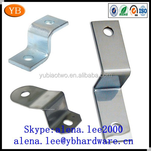 Custom z bracket,brass/aluminum/stainless steel z shaped metal bracket ISO9001:2008