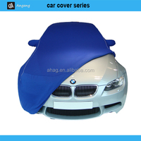 Hail protection disposable car cover for BMW X5