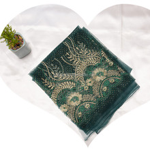 Eco-Friendly Feature nigeria heavy dry lace fabric