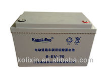 lead acid battery used for electric road vehicle
