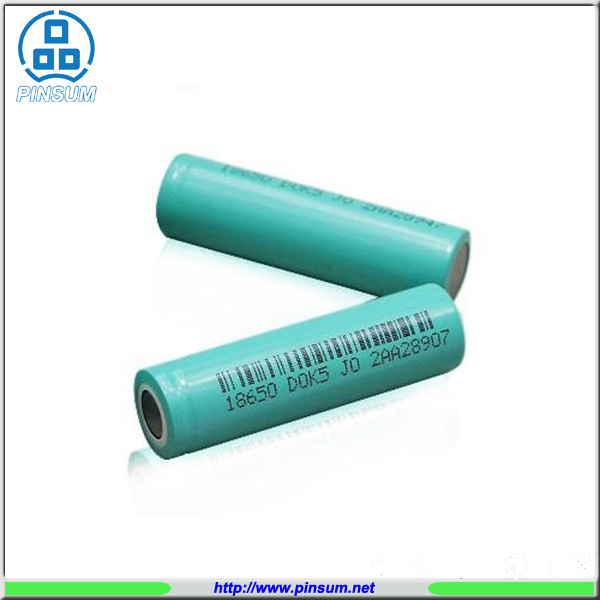 High quality Lithium ion battery Samsung 18650-22F/FM cells 2200mah 3.7V rechargeable battery