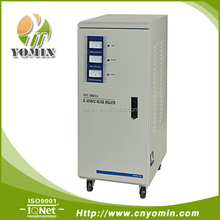 Manufacturer Automatic Voltage Stabilizer 20KVA / YMTSVC-20 Three Phase Servo Motor Stabilizer,