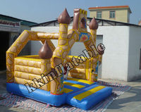 Good sales and newest bounce house inflatable castle