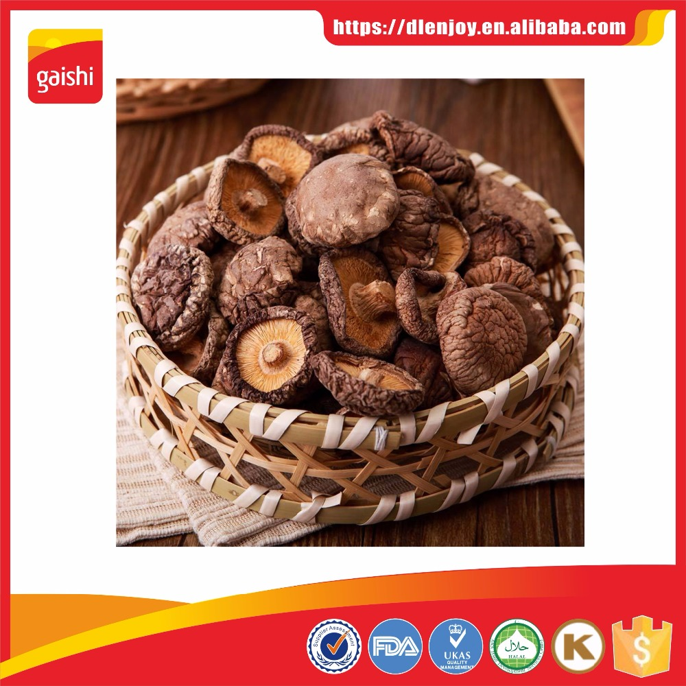 Chinese hot sale air dried shiitake mushroom export at good price