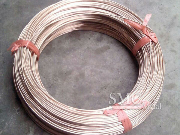 Low Resistors Nickel Copper Manganese Wire Manganin 130 wire