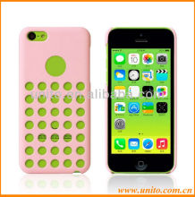 New product original PC cell phone case cover,for iphon 5c PC case