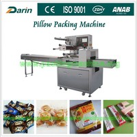 Automatic Dry Powder Back/stick/pillow Sachet Packing Machine