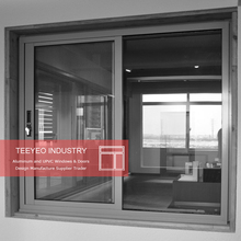 Teeyeo aluminum sliding window blinds