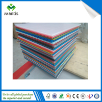 2016 high quality 4X8 Corrugated Coroplast Plastic Sheets