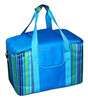 Thermal wine carrier plastic cooler bag