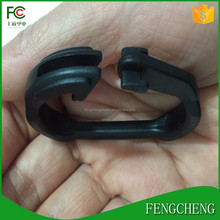 factory custom Sun Shade Netting Accessories Plastic Clips