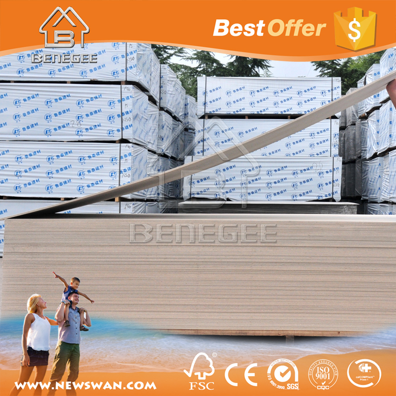 Exterior 15mm Fiber Cement Board Panels