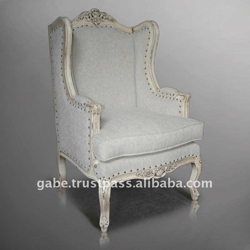 WING CHAIR BERGAMO