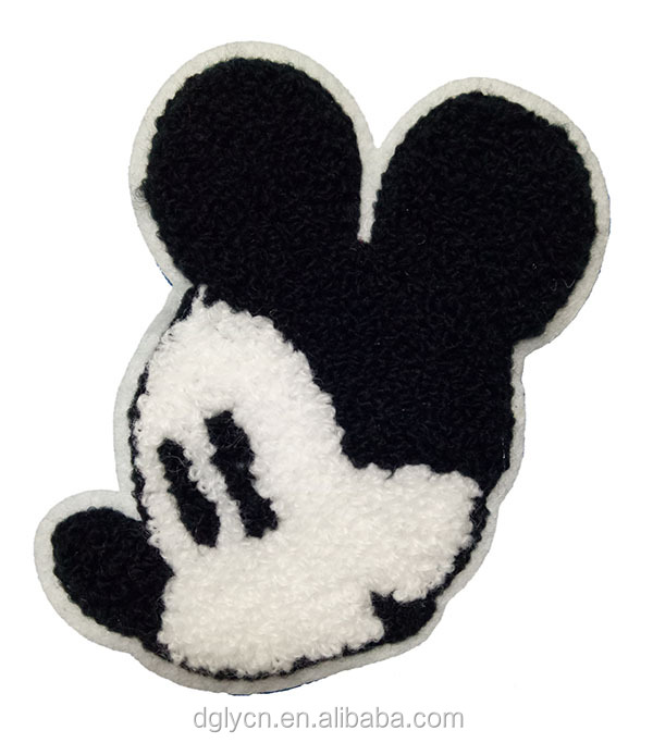 Garment accessory sports wear hoodie sewing embroidery chenille patches