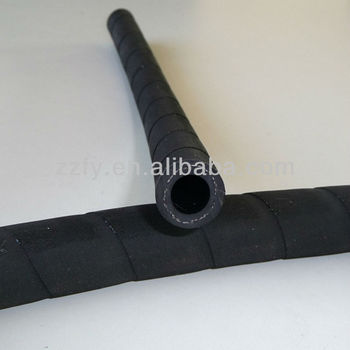 SAE 30R7 Textile Braided Low Pressure Fuel Rubber Hose