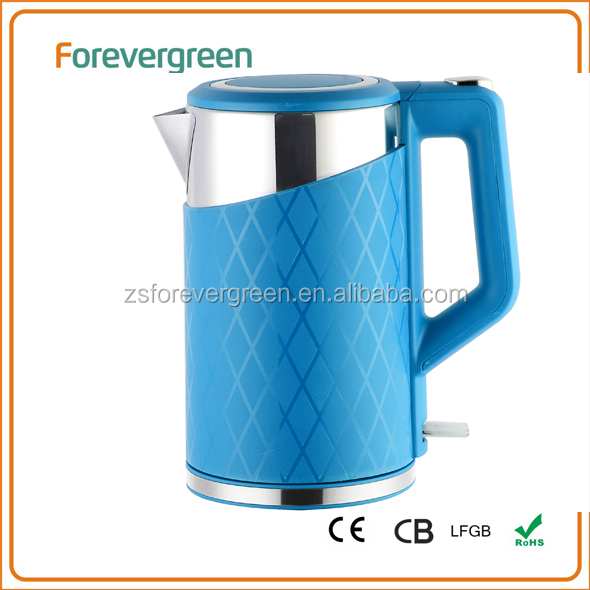 best selling keep warm plastic electric kettle heating element