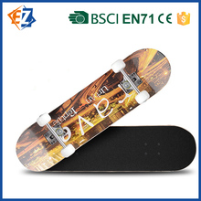 Top Quality and Fashion Skateboard Deck and Vigor Board