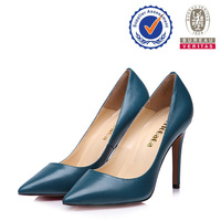 2014 popular factory price elegant mature party wear shoes for men high heel shoes