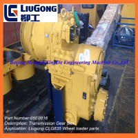 ZF gearbox liugong clg835 wheel loader parts transmission gearbox