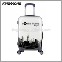 Expandable Lugage Bag Travel Trolley Luggage