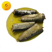 Good taste cheap 125grams canned sardine in oil or in tomato sauce wholesale price